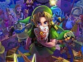 Zelda - Majora's Mask is awaited re-release!