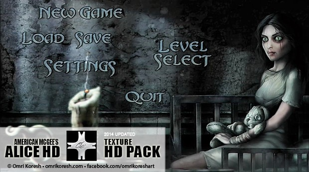 AMERICAN MCGEE'S ALICE HD 2014 Updated