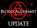 Blood Alchemist November Update