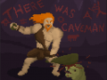 Some stuff from 2nd level of There was a Caveman.