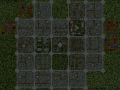 A full URR city, procedurally generated, population ~300,000
