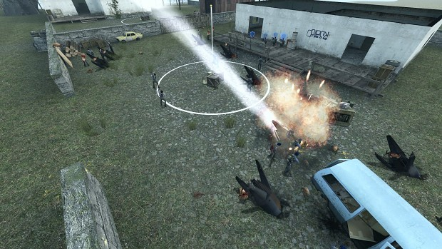 Lambda Wars Beta HL2 RTS Mod Released For Free on Steam