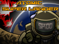 Atomic Super Lander Update #7 - New Level Generation and astronaut animations!