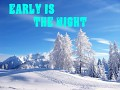 Early is the Night - A Christmas Tribute