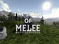 The scale of Melee Battlegrounds
