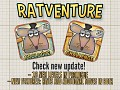 The update of Ratventure is here :-)