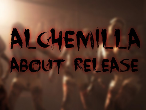 Alchemilla - Release will be soon!
