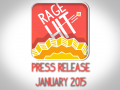 Rage Hit Press Release January 2015