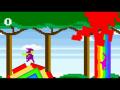 Pixel Rainbow Runner up.d #1