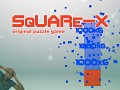SqUARe-X Original puzzle game -  Available Now