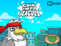 Showing Grand Theft Seagull at GDC