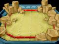 Battle Arena Concept Art