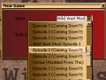 Unreal Gold's New Game UWindow Modification