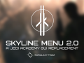 SkyLine Menu 2.0 development page