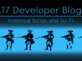 Mashing Historical Fiction & Sci-Fi