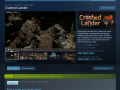 Crashed Lander v2.5 now on Steam