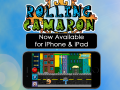 Roll Away From Boredom With Camaron Now On iPhone & iPad!