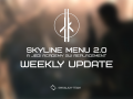 SkyLine Menu 2.0 Weekly Update #2
