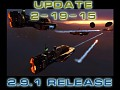 Tactical Fleet Simulator v2.9 Release
