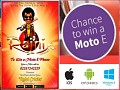 Rajni Cricket Game Bring Chance To Win MotoE This Cricket World Cup 2015