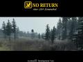 NO RETURN UE4 Development Tests