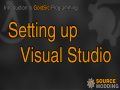 Introduction to GoldSrc Programming  - Setting up Visual Studio