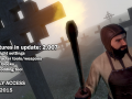 Update 02.007 – Hand tools (torch, hammer, mace), daylight settings