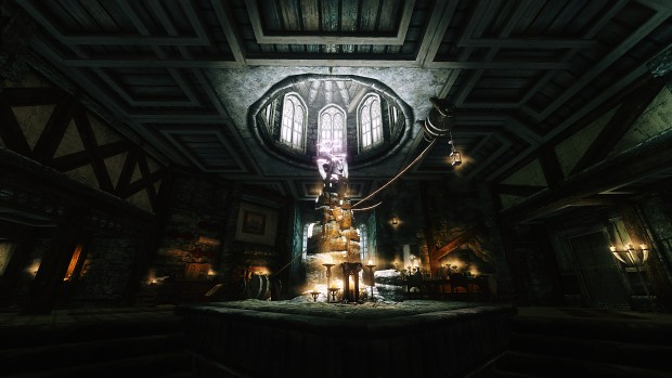 "The r/SkyrimMods ""Build a Home!"" competition voting has started!"