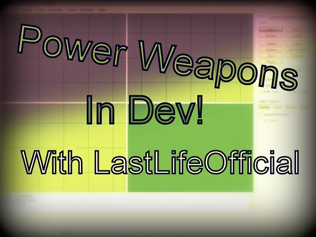 A day on the Development of Power Weapons Mod!