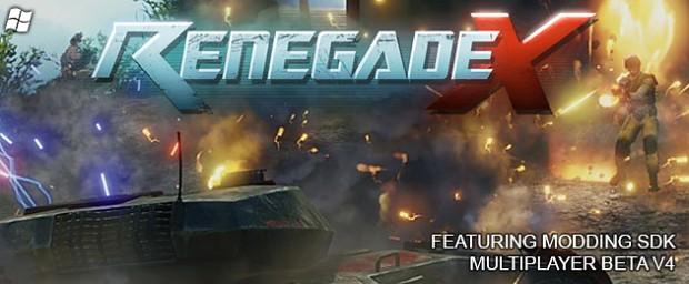 Renegade X: Beta 4 - Download Today!