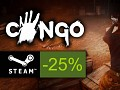 Congo is now 25% off!!