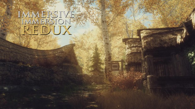Immersive Immersion Redux Released!