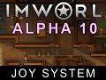 RimWorld Alpha 10 - Joy System released