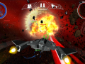 New! Gameplay video, battle in the asteroid field!