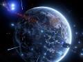 Galaxy Heist Ship Fly Through