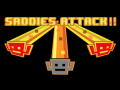 Adding the finishing touch! - Saddies: Attack!!