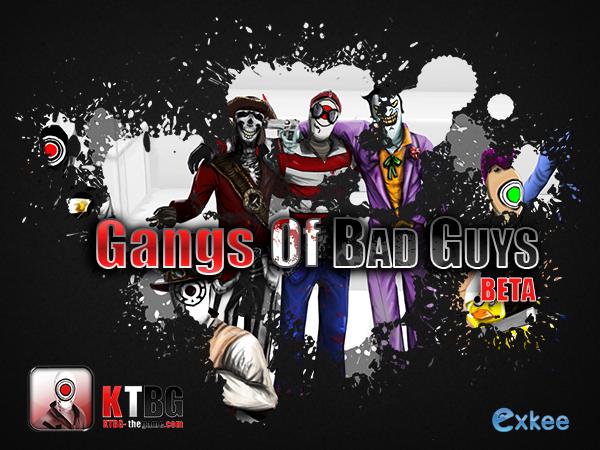 Gangs of Bad Guys - Open beta