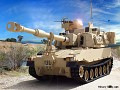 M109A7 155-mm self-propelled HOWITZER 2015