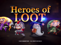Heroes of Loot lands on Steam