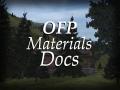 F.A.Q. - OFP Materials