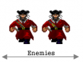 A look at enemies