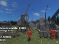 Update 02.020 - Castle Siege