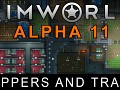 RimWorld Alpha 11 - Sappers and Traps released