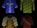 Procedural Clothing Generation