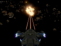 Flight, Lasers, Shields & Destruction (Dev Log 5)