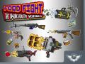 Food Fight Beta RC4 for UT99 - open Beta test server!!