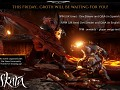 Skara Gamedev Stream and Player Mega Test