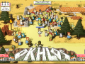 Okhlos won best gameplay at Brazil Independent Games Festival