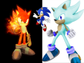 FIre & Ice (Super) Sonic!