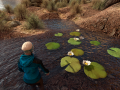 Through the Woods Quick Update and New Screens